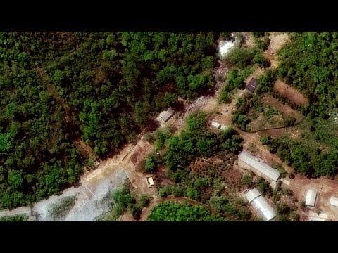 DPRK 'dismantles' Punggye-ri nuclear test site
