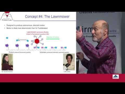 """Novel Synthetic Nanomotors That Mimic Biological Motor Properties"""
