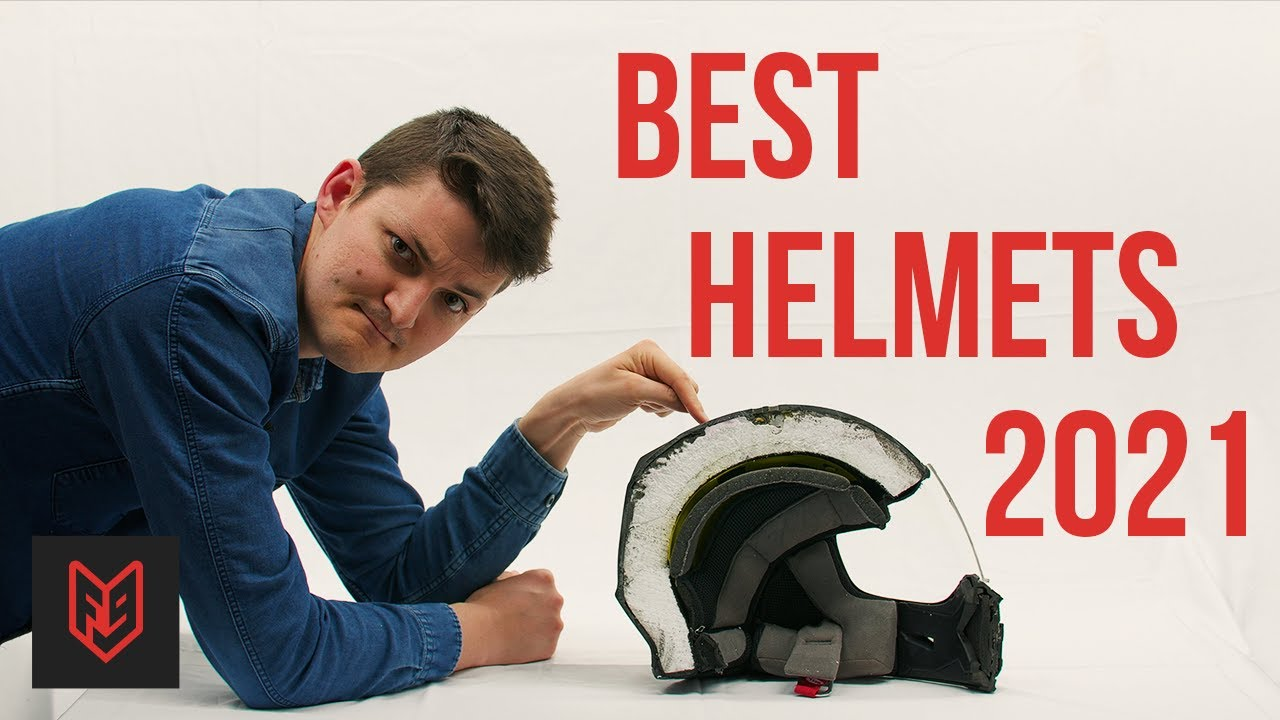 What's Inside the Best Motorcycle Helmets of 2021?
