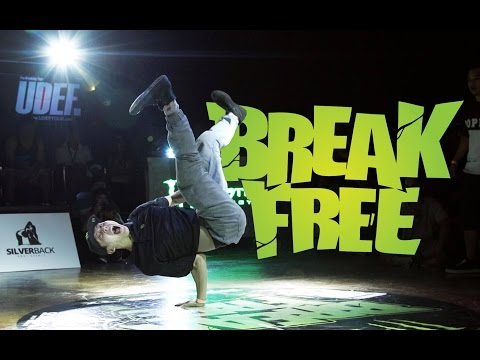 BREAK FREE 2015 Houston Bboy Battle | UDEF x Silverback x YAK