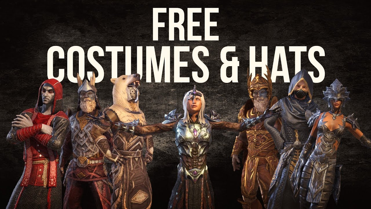 When Does Eso Halloween Stuff Satrt 2020 ESO Costume & Hats Guide   Get FREE Costumes & Hats in the Elder