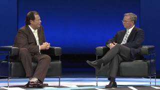 Eric Schmidt at Salesforce Dreamforce