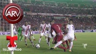 Fiesta y polémica en eliminatorias de la CONCACAF | Al Rojo Vivo | Telemundo