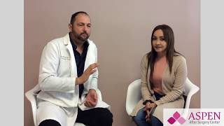 This patient discusses her struggles with Capsular Contracture afte...