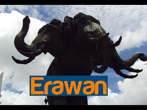 The Erawan Museum, Thailand (3-Headed Elephant)