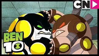 Presente Dos Aliens Passados | Ben 10 em Português Brasil | Cartoon Network