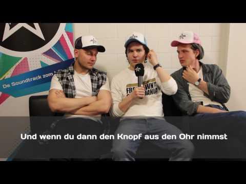 Argovia Fäscht 2017 - Lukas Graham im Interview