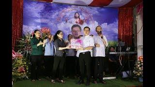 Trực Tiếp Hoan Ca Mừng Tân Linh Mục Giêrônimô Nguyễn Huynh Tại Gia Đình Ông Bà Cố