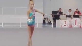 видео Чемпионат города Улан-Удэ по художественной гимнастике