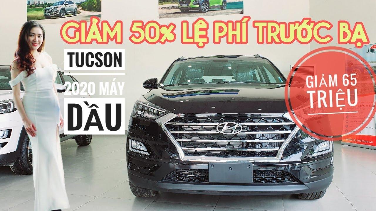 ❤️ GIẢM 50% LỆ PHÍ TRƯỚC BẠ | Hyundai Tucson 2020 máy Dầu bản đặc biệt lăn bánh bao nhiêu?