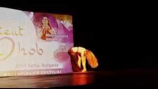 Rosa Mondaray Coreo + Improvisación Mejance  en Gala Show Orient el Hob 2015