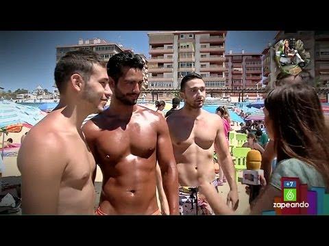 """Un bañista en Matalascañas: """"Orinar en la playa casi es mejor que ..."""