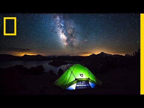 Dazzling Time-Lapse Reveals America's Great Spaces | National Geographic