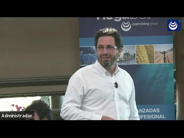Jornada Pistacho (30 Junio 2021 - Villarubia de los Ojos) · Rentabilizando el cultivo del pistacho