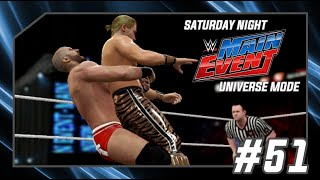 wwe 2k16 universe mode snme episode 51 golden opportunity