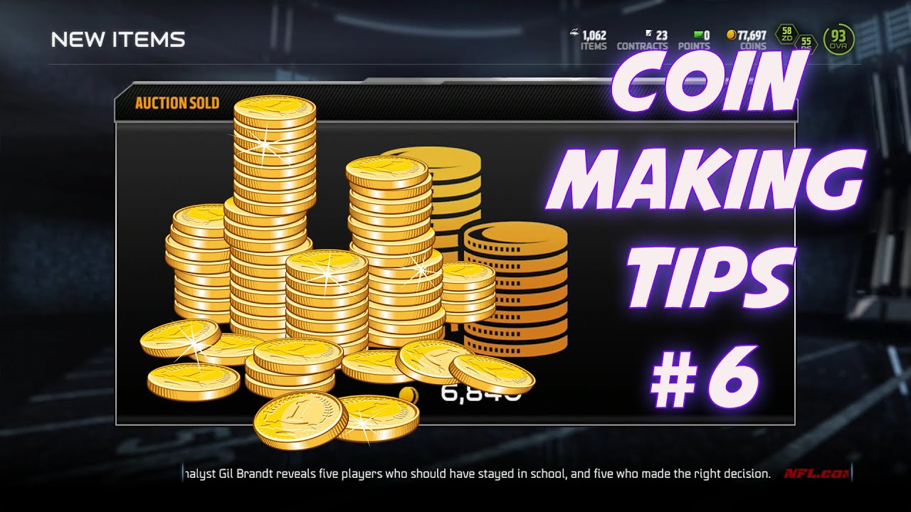 Team coin making tips 6 youtube click for details madden nfl 15 coin