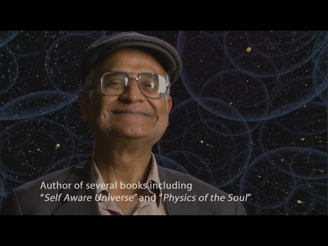 New Amit Goswami Interview - Quantum Philosophy Creates Ethical, Economic and Social Systems (Video)