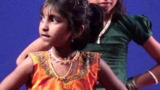 Krithika Bharathanatiyam
