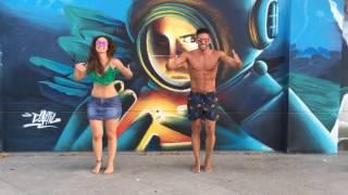 Zumba Choreography * Felices los 4 remix cumbia * Antonio Alpe & Yoli RM