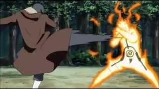 Repeat youtube video Itachi and Nagato edo tensei vs Naruto and Killer bee- AMV-( Hero Skillet) episode 298