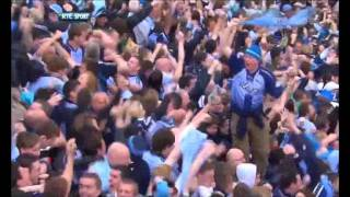 Gambar cover Stephen Cluxton winning point v Kerry HD Radio Kerry commentary.wmv