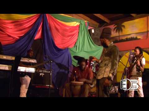 Lutan Fyah - Conscious Reggae Party Live