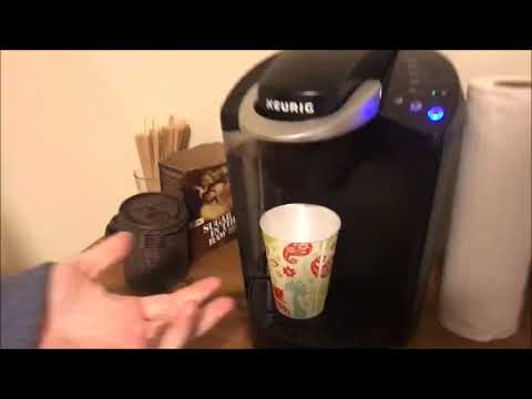 How To Use A Keurig Machine In Less Then A Minute - Cause Your Not A DumbA$$