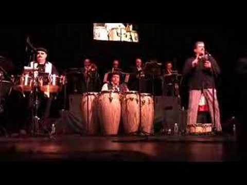 Ray Barretto tribute with Giovanni, Orestes and Johnny Dandy