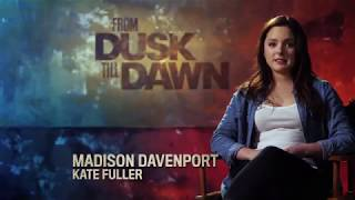 Madison Davenport's favourite scene from FDTD season 1
