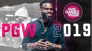 PARIS GAMES WEEK 2019 - VLOG LIFE #3