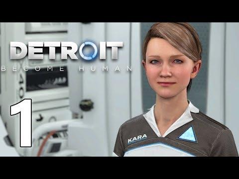Detroit : Become Human FR #1 (4K)