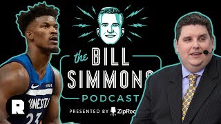NBA Panic Teams, Trades, and Rumors With Brian Windhorst | The Bill Simmons Podcast | The Ringer
