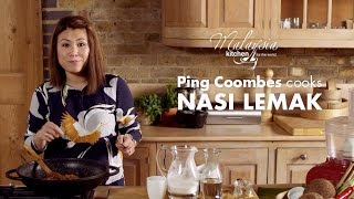 Ping Coombes Cooks: Nasi Lemak