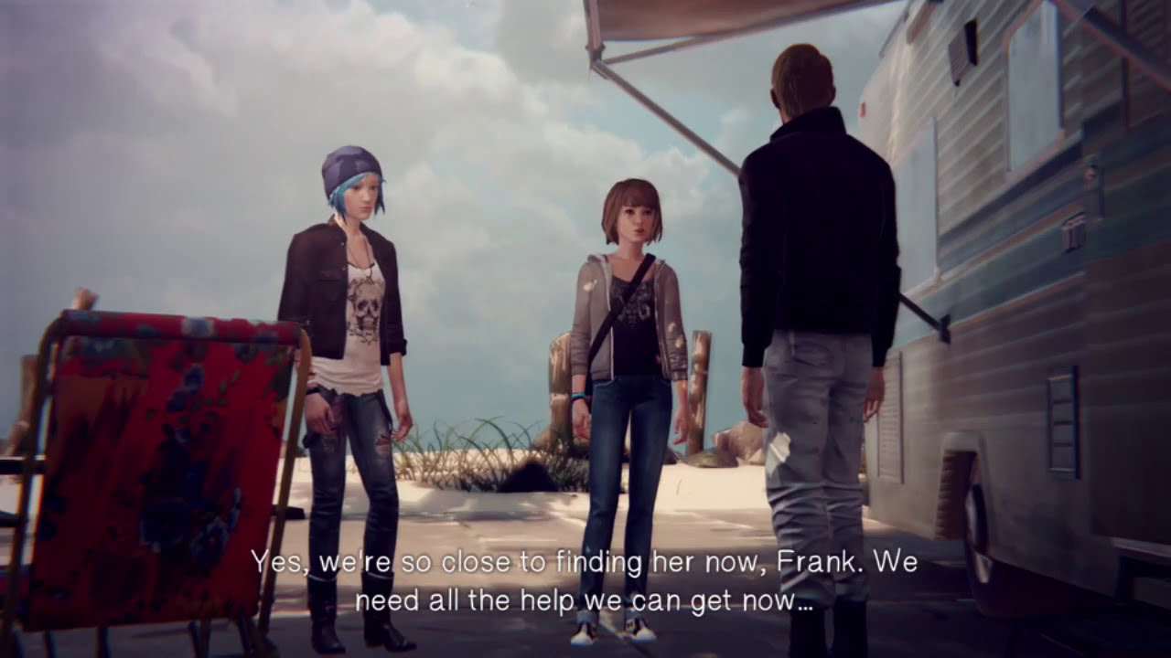 Download Life Is Strange - Episode 4 The Dark Room - Getting The Client List Off Frank