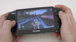 Sony PS Vita Wipeout 2048 Review