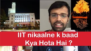 What happens after qualifying IIT-JEE | An IIT Kgp Story