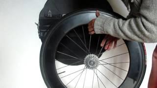 PlanetX Carbon Wheels 50/82 Review