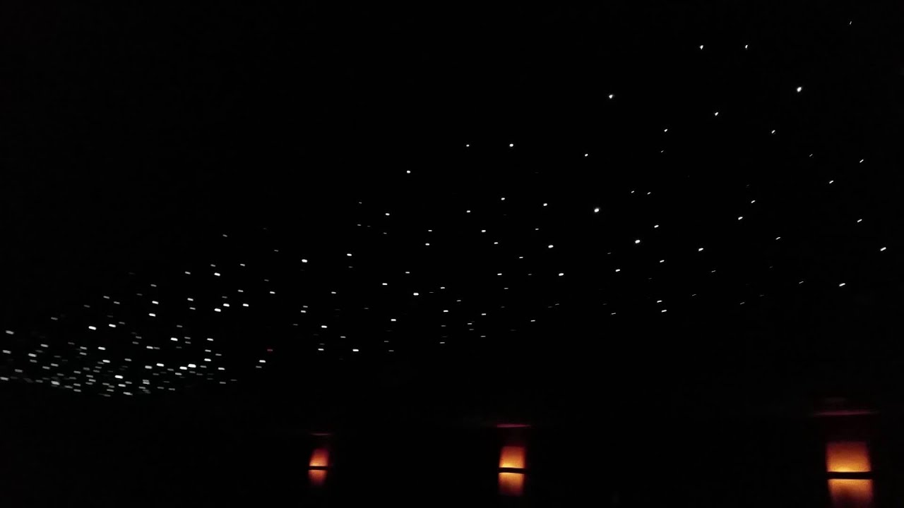 Star ceiling diy fiber optic panels youtube star ceiling diy fiber optic panels dailygadgetfo Image collections
