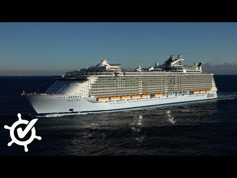 Quantum of the Seas: Live-Rundgang und Schiffstour