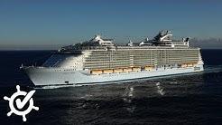 Quantum of the Seas: Morr-Rundgang und Schiffstour