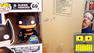 Baixar Let's unbox 4 Giant Boxes Of Funko Pops and Other Toys