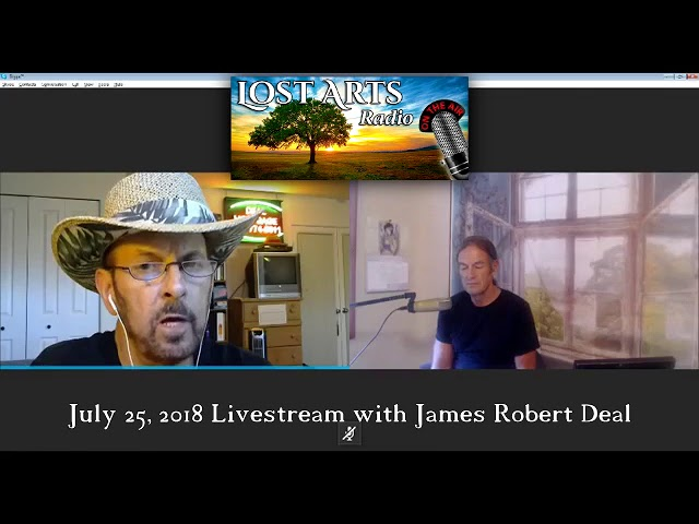 """Meet Green Party Candidate, James Robert Deal - Author of """"What To Serve A Goddess..."""""""
