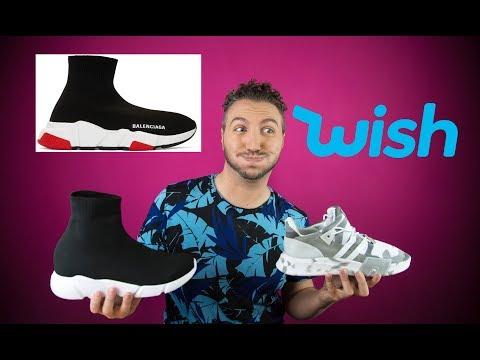 Купувам ФАЛШИВИ обувки BALENCIAGA от Wish