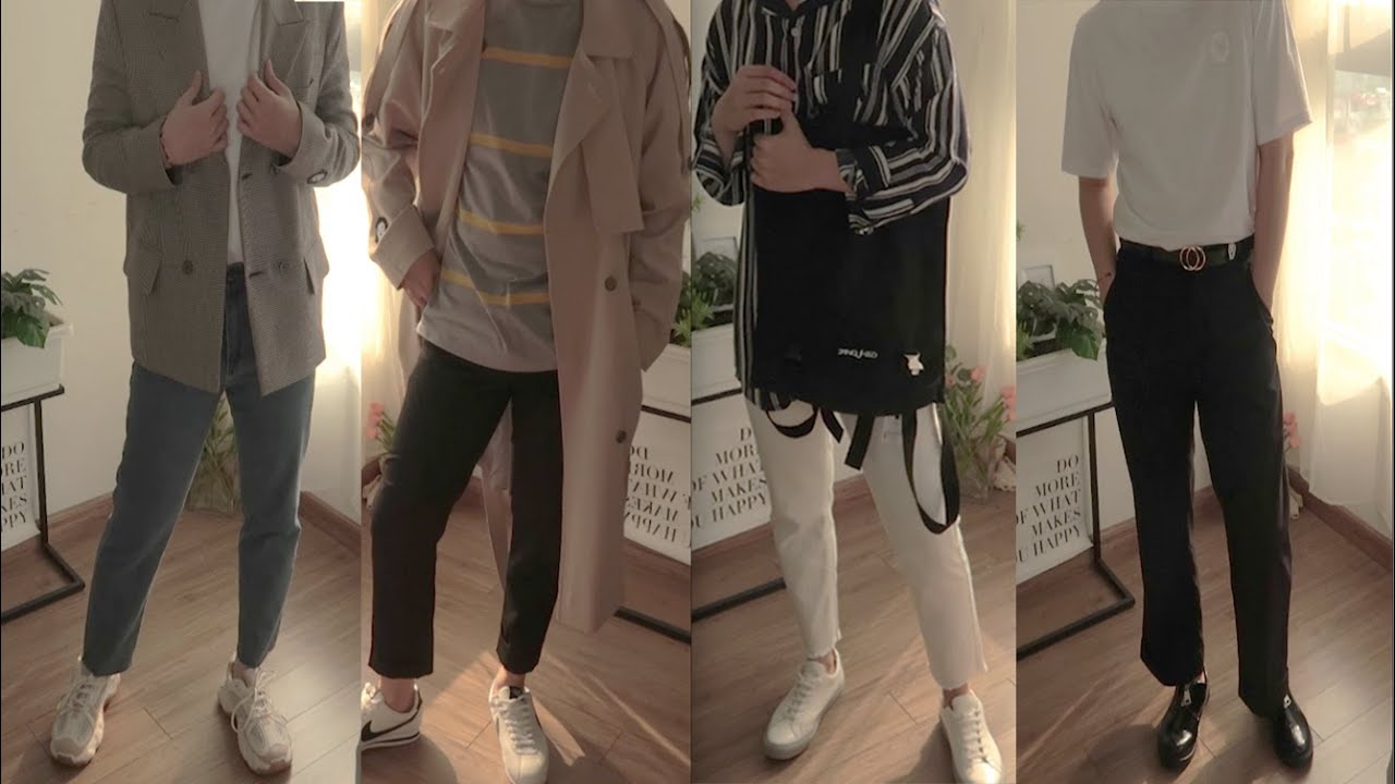 5 outfits cho Nam chỉ từ 1 Brand Thời Trang Nội Địa  ducanhday   Thời trang nam và những thông tin liên quan