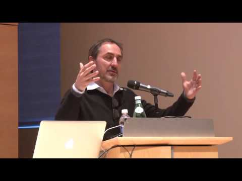 Syracuse University Lecture Series David Groga