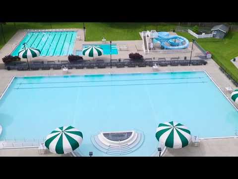 Westfield, New Jersey Memorial Pool