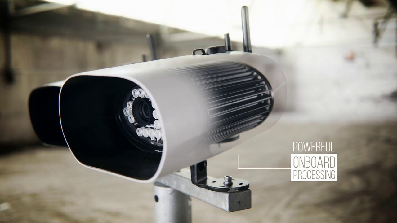 Fixed ALPR Systems – PIPS Technology