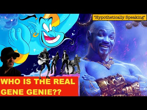 """""""Who is The Real Gene Genie?""""  Hypothetically Speaking,  **Director's Cut:  presented"""