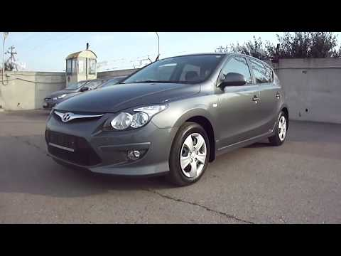 2011 Hyundai i30.Start Up, Engine, and In Depth Tour.
