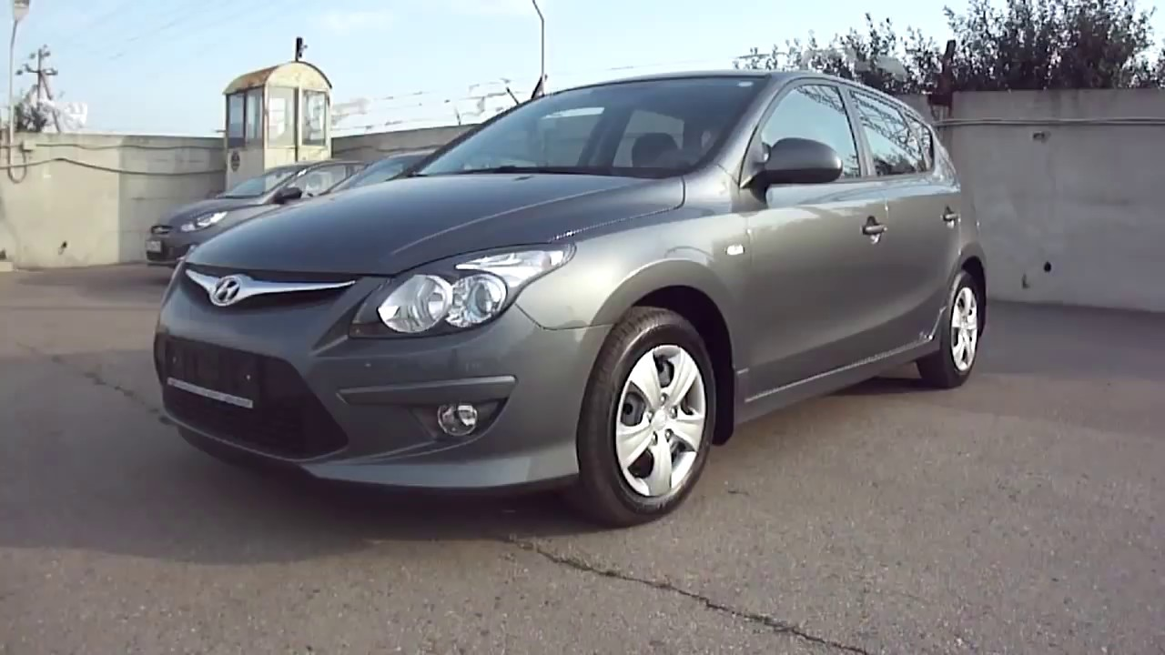 2011 Hyundai I30 Start Up Engine And In Depth Tour